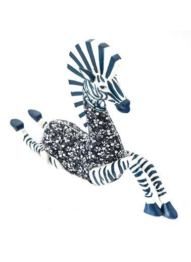 Vitale Vitale Pretty Zebra Biblo 37X27 Cm Ak.Bz0138 Renkli